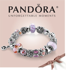 Pandora Jewelry: Bracelets and Charms